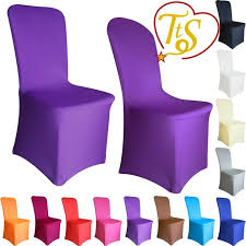 purple chair covers 25 best dining chair covers uk ideas on dining chair