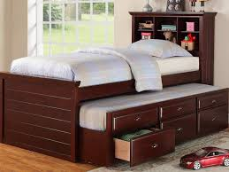 Bedroom Sets With Storage Under Bed Bedroom Furniture Twin Wood Bed Frame With Multipurpose