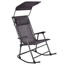 Folding Rocking Chair Lawn Furniture Folding Rocking Chair Home Chair Decoration