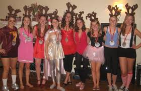 halloween costume santa u0027s reindeer holiday helpings with taylor