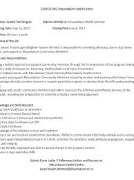 child support worker cover letter