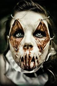 55 creepiest makeup ideas for halloween is more than anyone can