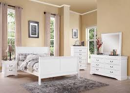 Louis Bedroom Furniture Louis Philippe Cherry Acme Bedroom Set Welcome To Decoreza Furniture