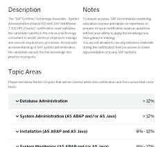 how to prepare for a certification exam in 5 simple steps sap blogs