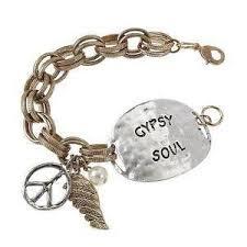 ebay jewelry silver charm bracelet images Antique charm bracelet ebay JPG