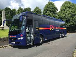 volvo transport volvo continues long association with robinsons holidays