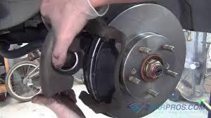 2007 honda accord rotors front brake pads rotor replacement honda element 2003 2011