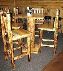 diy bar height table pub table legs rustic pub table photos gallery of rustic bar table