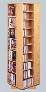 wood cd tower foter