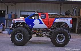 new monster truck bigfoot monster truck steps in new direction with chevy body