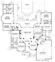 traditional style house plan 6 beds 3 50 baths 2772 sq ft plan traditional style house plan 6 beds 3 50 baths 2772 sq ft plan 80