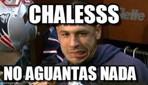 Aaron Hernandez Memes - chalesss aaron hernandez stumped meme on memegen