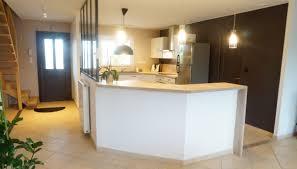 entree en cuisine réalisations décoration et relooking d une cuisine avec verrière
