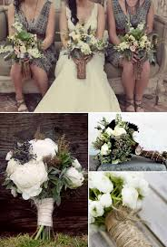 rustic wedding bouquets rustic wedding bouquet ideas 001 weddings by lilly