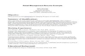 resume for retail sales associate objective retail sales skills resume foodcity me