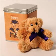 personalized graduation teddy retirement thank you graduation other occasions archives gift