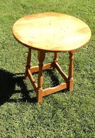 Green Accent Table Stain Painted Accent Table Hometalk