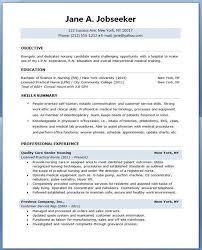 Nurse Objectives Resume Samples by Resume Examples For Nurse Example Student Nurse Resume