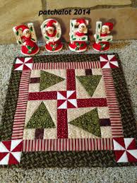 patchalot more trees on the table free pattern at