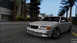toyota celsior drift toyota chaser tourer v for gta san andreas