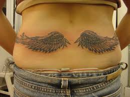 back wings
