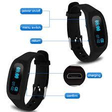 oled health bracelet images Excelvan oled smart bracelet bluetooth sport watch pedometer sleep jpg