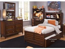 liberty furniture youth twin bookcase bed dresser and mirror 628