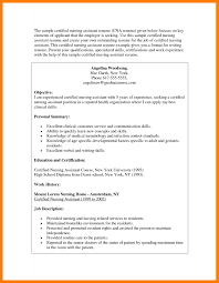 9 sample resume for cna mla cover page