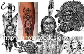dream catcher and american indian tattoos custom tattoos made to
