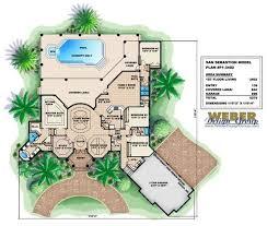 mediterranean floor plans 121 best mediterranean house plans images on