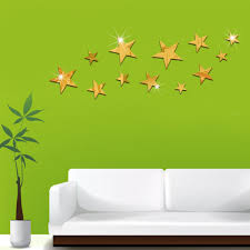 Mirror Wall Decals And Wall by Online Get Cheap Shine Plastic Stickers Aliexpress Com Alibaba