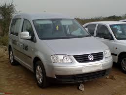 vw caddy cng car for delhi team bhp