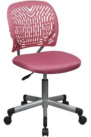Great Desk Chairs Design Ideas Furniture Cool Pink Teen Desk Chair Design With Foamy Seat And