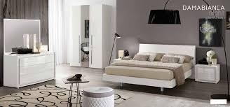 meuble blanc chambre chambre à coucher italienne dama laque blanc chambre meuble