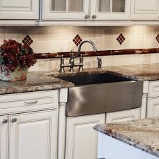 Kitchen Sink Dimensions - kitchen farm style kitchen sink overmount farmhouse sink white
