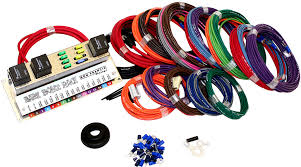 in depth with ron francis u0027 new bare bonz race car wiring kit