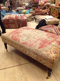 Room And Board Ottoman by Best 20 Ottomans Ideas On Pinterest Diy Ottoman Upholstery And