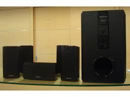kenwood home theater powered subwoofer kenwood ks 1 300ht sw 40ht kenwood loudspeakers systems