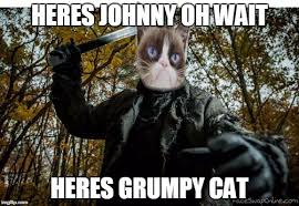 Friday The 13th Memes - image tagged in grumpy cat jason friday the 13th memes imgflip