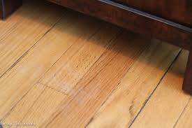how to fix scratched hardwood floors in no average but