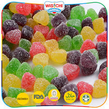 gummy factory coated sweet gummy candy factory direct best fruity candy buy