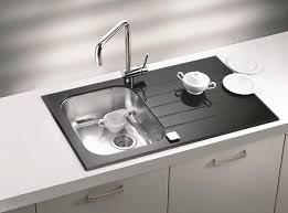 black kitchen sink faucets impressive kitchen black sink black kitchen sinks countertops and