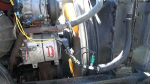 cummins n14 fan clutch solenoid ecm controlled fan clutch bypass cummins isx part 2 youtube