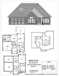 houses blueprints innovative house plans for sq ft fresh at home style residential 4