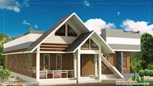 kerala house plans 1000 square foot single floor youtube