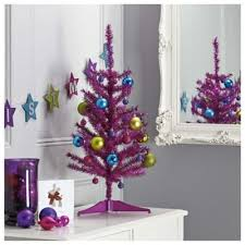 buy pink tinsel 2 5ft tree tesco from our
