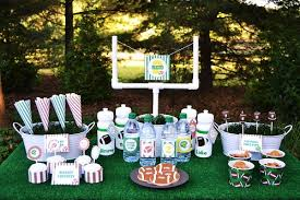 football party favors giveaway ultimate football party bash