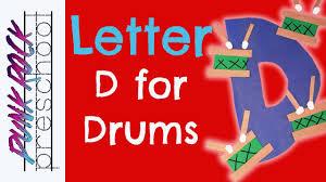 letter d for drums fun preschool crafts for kids best