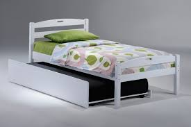 bedroom modern furniture ideas with twin trundle bed and bedding