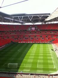 wembley stadium section 512 home of england national football team